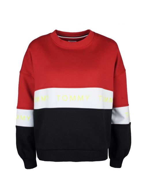 "Tommy Jeans Bluza ""Colorblock"""
