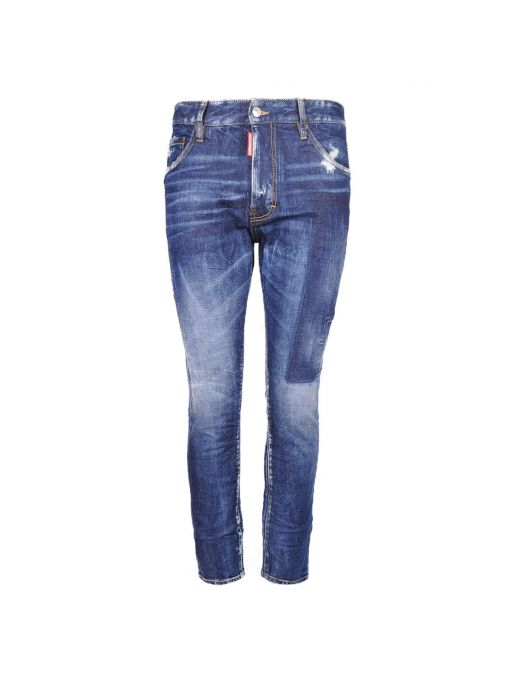 "Dsquared2 Jeansy ""Straight Leg"""