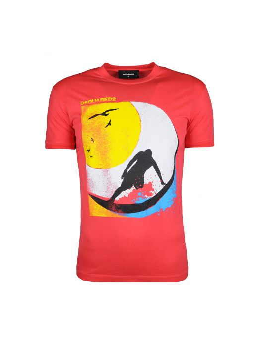"Dsquared2 T-shirt ""Slim"""