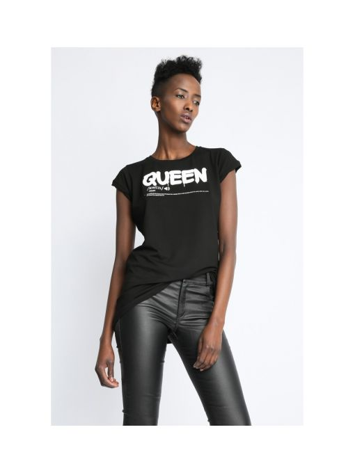 "Sugarbird T-shirt ""Light Us Queen"""