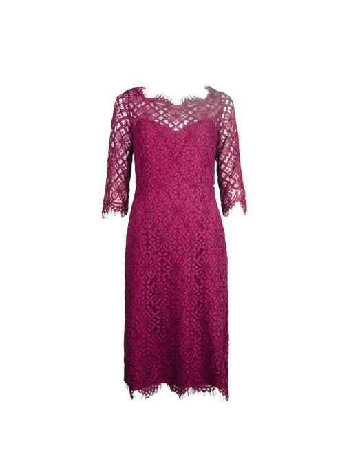 "TwinSet Sukienka ""Lace Dress"""