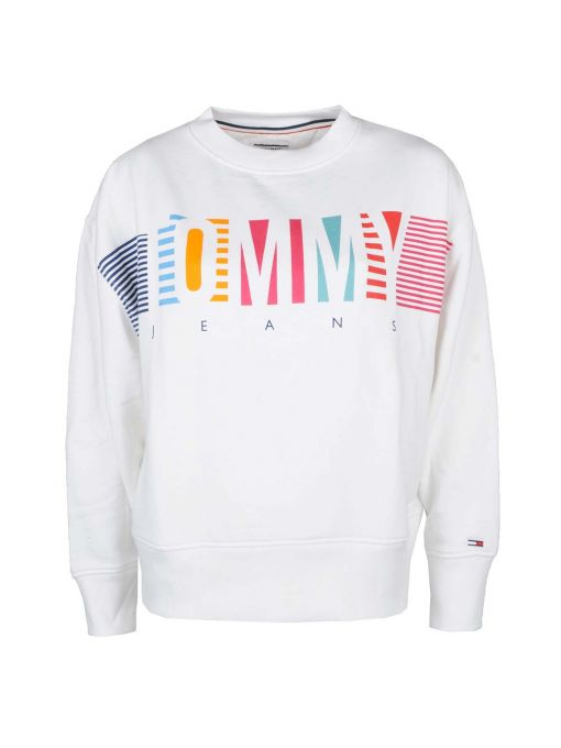 "Tommy Jeans Bluza ""Colorful Block"""
