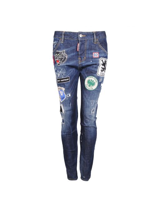 "Dsquared2 Jeansy ""Cool Girl"""