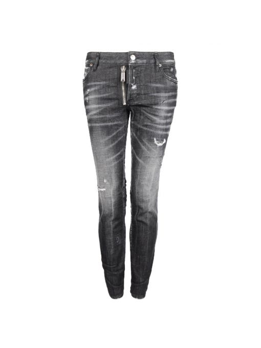 "Dsquared2 Jeansy ""Runway Straight"""