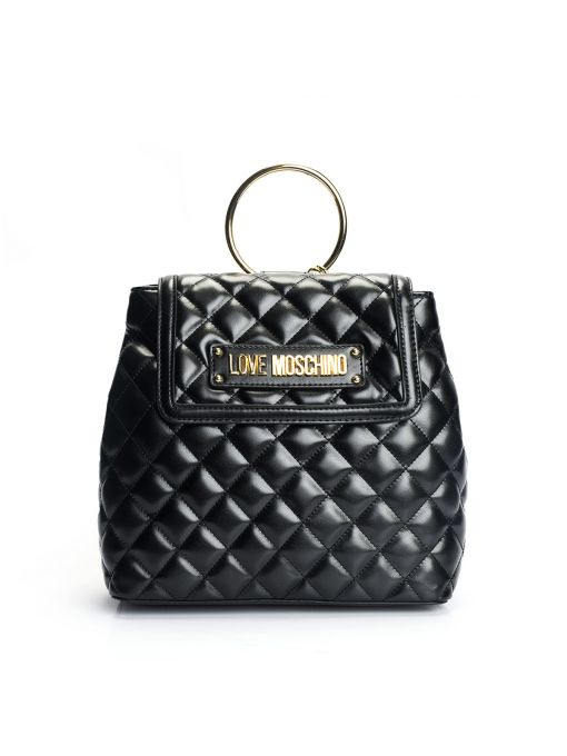 "Love Moschino Plecak ""Quilted"""