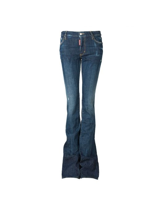 "Dsquared Jeansy ""Medium Waist Flare"""