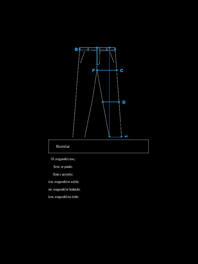 Tabela rozmiarów Guess   TAROZ.pl