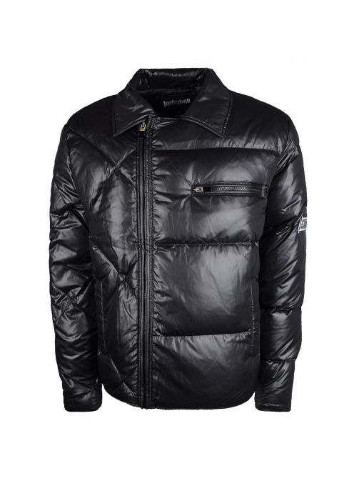 "Just Cavalli Kurtka ""Down Jacket"""