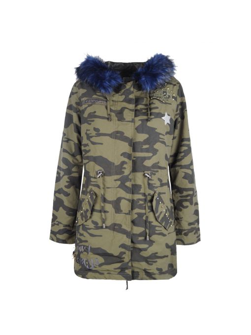"Guess Kurtka ""Parka Moro 2in1"""