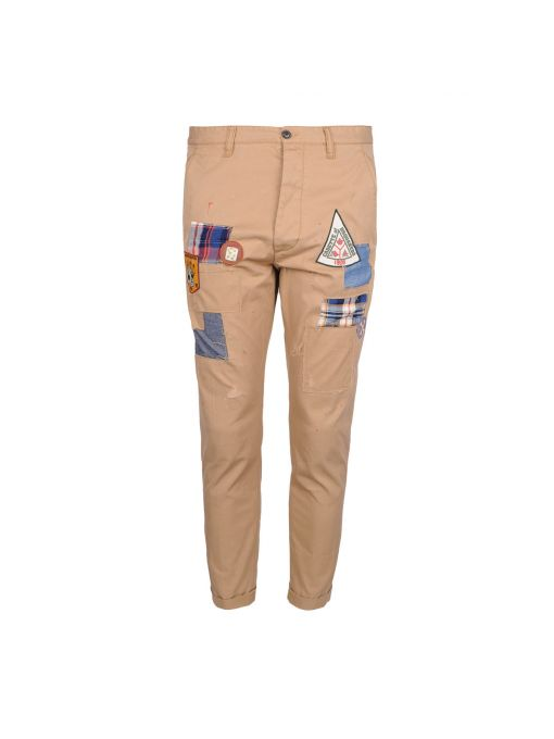 "Dsquared2 Spodnie ""Hockney Chino"""